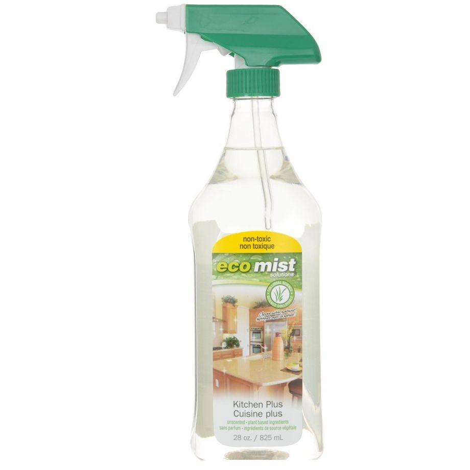 Eco Mist Средство для очистки кухонных поверхностей Kitchen Plus, 825 мл
