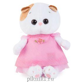 Ли-Ли BABY в розовом платье 20см