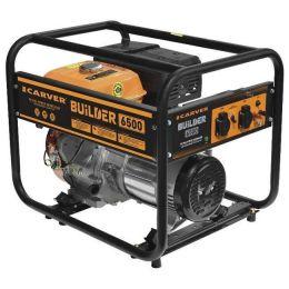 CARVER PPG-6500 BUILDER генератор бензиновый