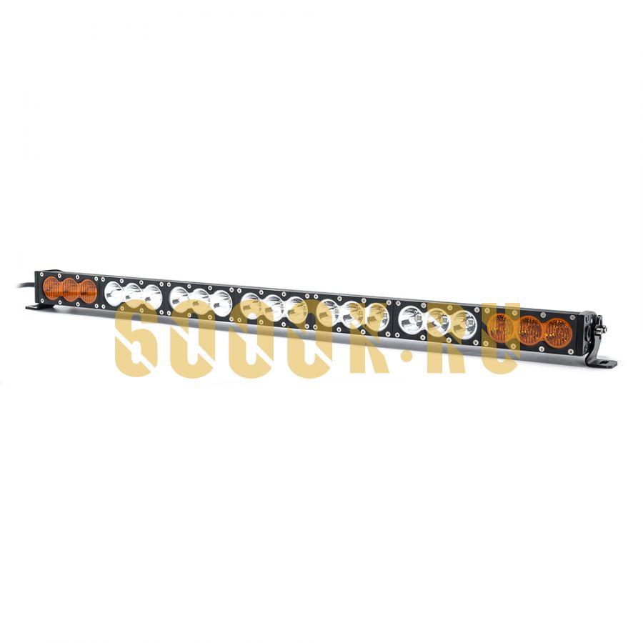 Однорядная светодиодная LED балка 210W CREE комбинированного света