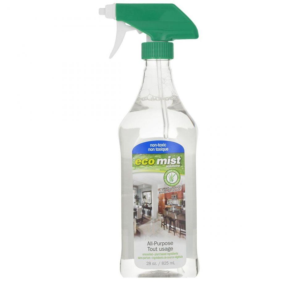 Eco Mist Средство универсальное для очистки любых поверхностей All-Purpose, 825 мл