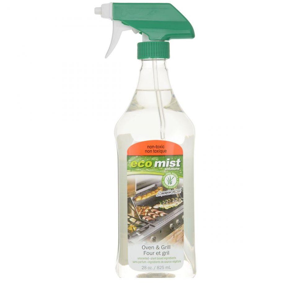 Eco Mist Средство для очистки духовок и гриля Oven&Grill, 825 мл