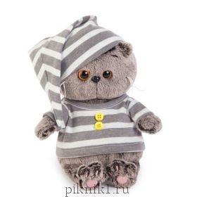 Котик Басик Беби в пижамке