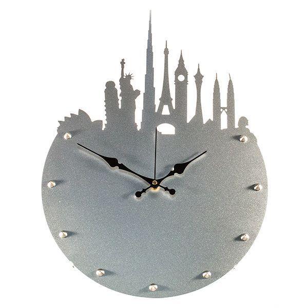 Часы Башни металл