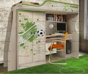 Кровать-чердак Футбол Фанки Кидз ФУТ-4