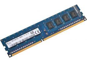 Модуль памяти Hynix DDR3L 4Gb 1600MHz Hynix HMT451U6BFR8A-PBN0 OEM PC3-12800 DIMM 1.35В Low voltage