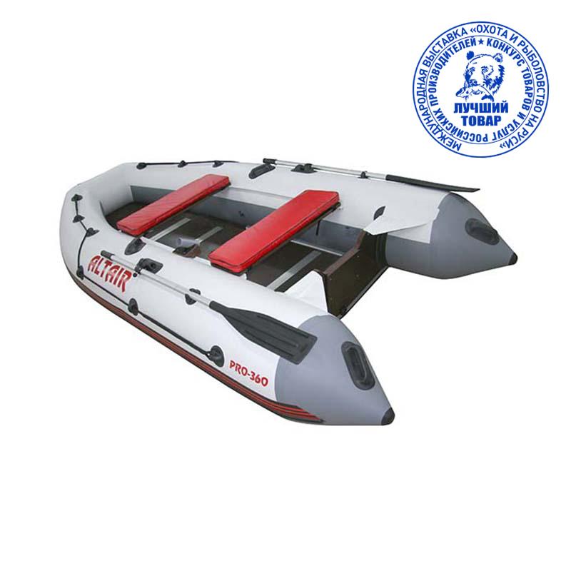 Лодка надувная ПВХ Pro 360