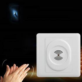 Выключатель с датчиком движения и звука.