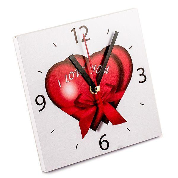 Часы настольные Любовь