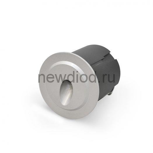 Светодиодный встраиваемый светильник B1QR0102 (Холодный белый)