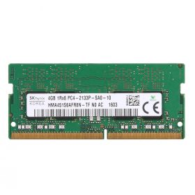 Модуль памяти Hynix SO-DDR4 4096Mb, 2133Mhz, #HMA451S6AFR8N-TF