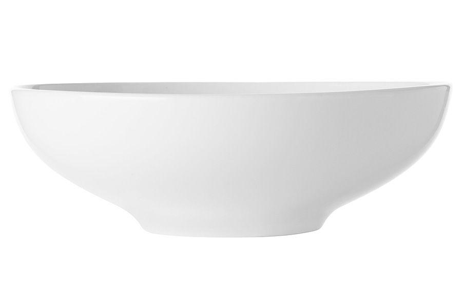 """Салатник """"Белая коллекция"""", 20 см, без упак."""