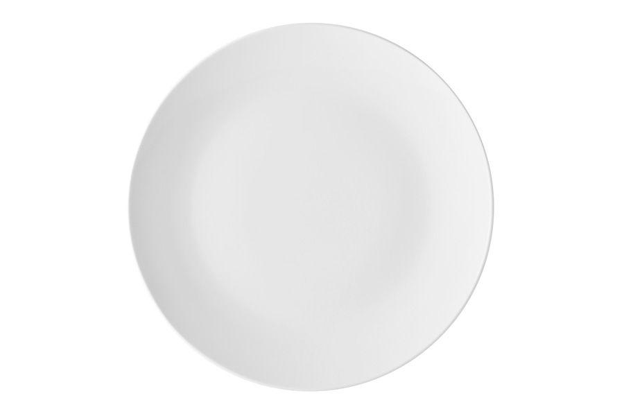 """Тарелка """"Белая коллекция"""", 23 см, без упак."""