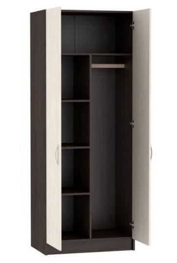 Шкаф распашной Бася ШК-556 2-х створчатый