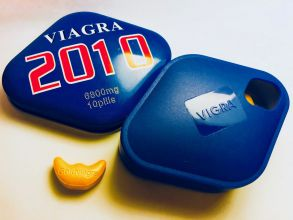 ПРЕПАРАТ ДЛЯ ПОТЕНЦИИ  VIAGRA 2010,10 таб по  6800 мг