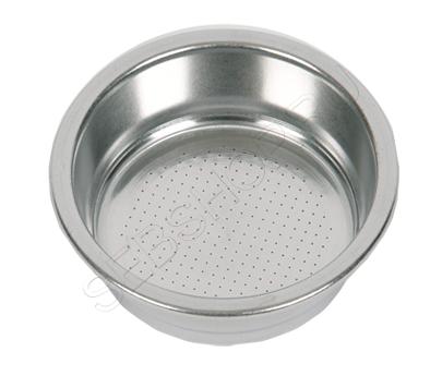 Фильтр металлический в кофеприемник кофеварки KRUPS моделей XP3440, XP3458.  Артикул MS-623767