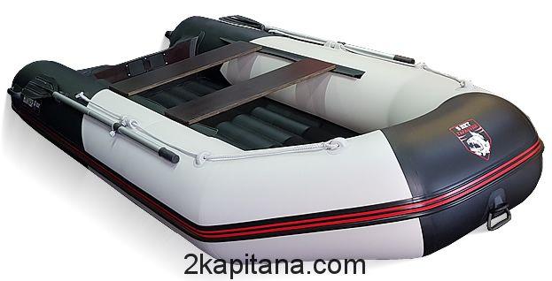 Надувная лодка Хантер Hunter 345 ЛКА