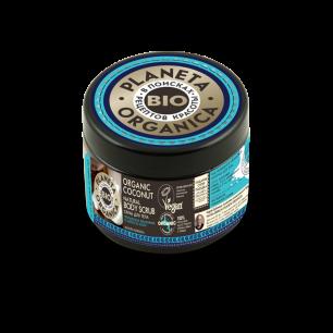 """""""PO"""" Organic coconut Скраб для тела натуральный, 420 гр."""