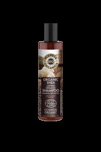 """""""PO"""" Organic shea Шампунь для волос органический, 280 мл."""