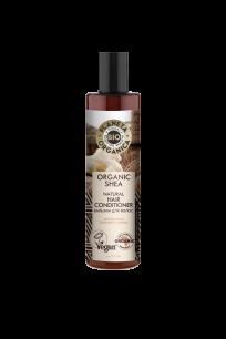 """""""PO"""" Organic shea Бальзам для волос натуральный, 280 мл."""