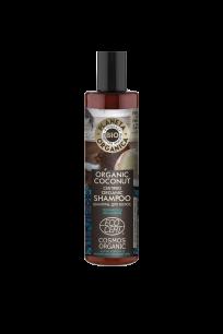 """""""PO"""" Organic coconut Шампунь для волос органический, 280 мл."""
