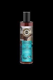 """""""PO"""" Organic coconut Бальзам для волос натуральный, 280 мл."""