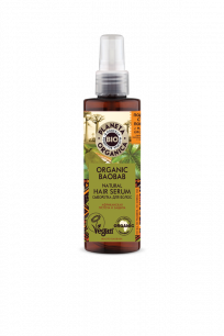 """""""PO"""" Organic baobab Сыворотка для волос натуральная, 150 мл."""