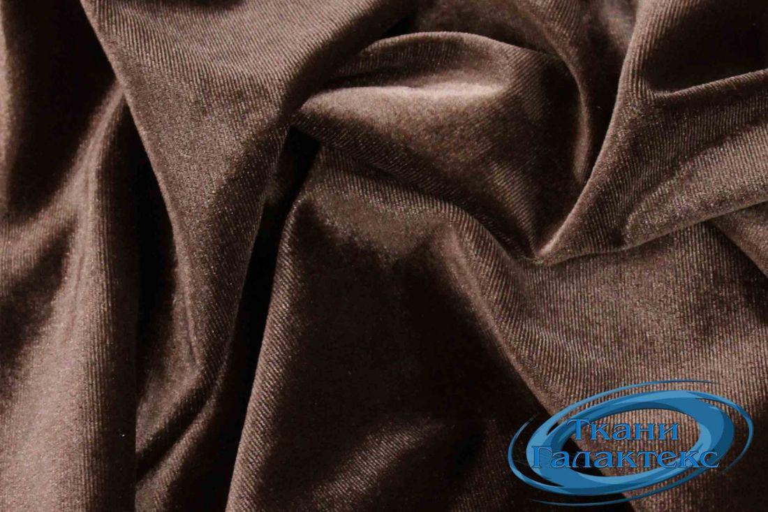 Бархат 50045/C#14 коричневый