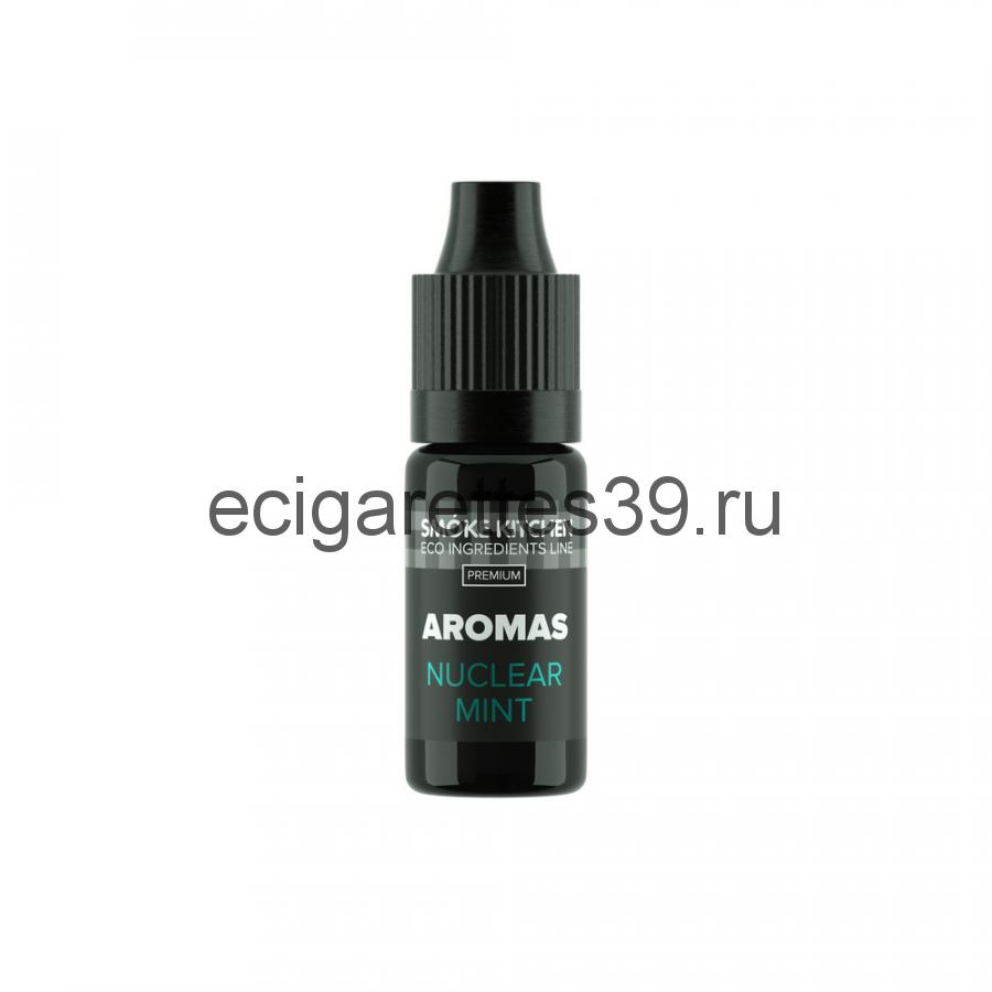 Ароматизатор SmokeKitchen Aromas Premium Nuclear Mint (Ядерная мята)