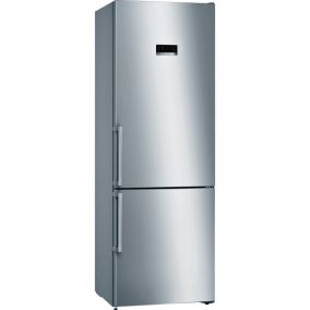 Холодильник с нижней морозильной камерой Bosch KGN49XI2OR