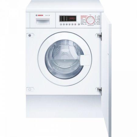 Встраиваемая стирально-сушильная машина Bosch WKD28541OE