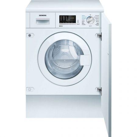 Встраиваемая стиральная машина Siemens WK14D541OE