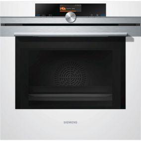 Духовой шкаф с микроволновой печью Siemens HM636GNW1