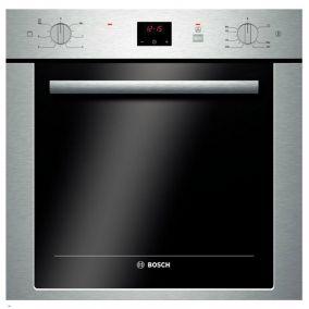 Встраиваемый газовый духовой шкаф Bosch HGN22F350