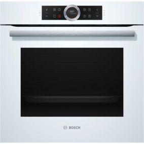 Встраиваемый электрический духовой шкаф Bosch HBG6750W1