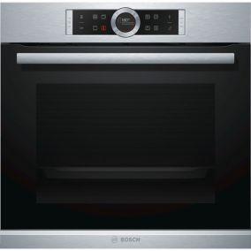Встраиваемый электрический духовой шкаф Bosch HBG655BS1