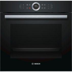 Встраиваемый электрический духовой шкаф Bosch HBG655BB1