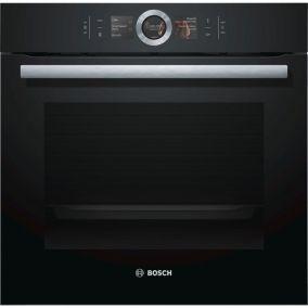 Встраиваемый электрический духовой шкаф Bosch HBG636LB1