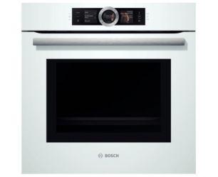 Духовой шкаф с микроволновой печью Bosch HNG6764W1