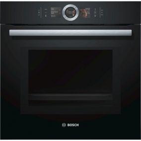 Духовой шкаф с микроволновой печью Bosch HNG6764B1
