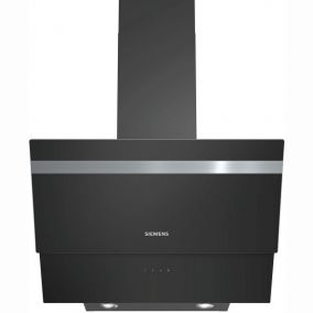 Наклонная вытяжка для настенного монтажа Siemens LC65KA670R