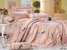 Комплект постельного белья Сатин для новорожденных детей Арт.55/039-sb