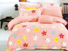 Комплект постельного белья Сатин для новорожденных детей Арт.55/043-sb