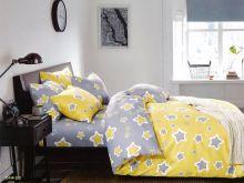 Комплект постельного белья Сатин для новорожденных детей Арт.55/044-sb
