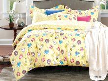 Комплект постельного белья Сатин для новорожденных детей Арт.55/047-sb