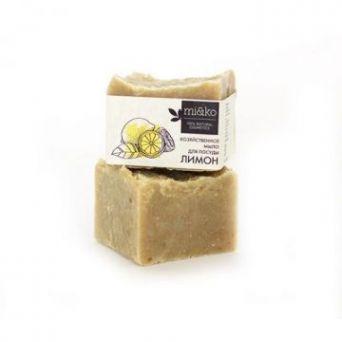 Ми-Ко - Хозяйственное мыло для посуды Лимон 175 г
