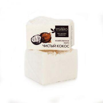 Ми-Ко - Хозяйственное мыло Чистый кокос 175 г