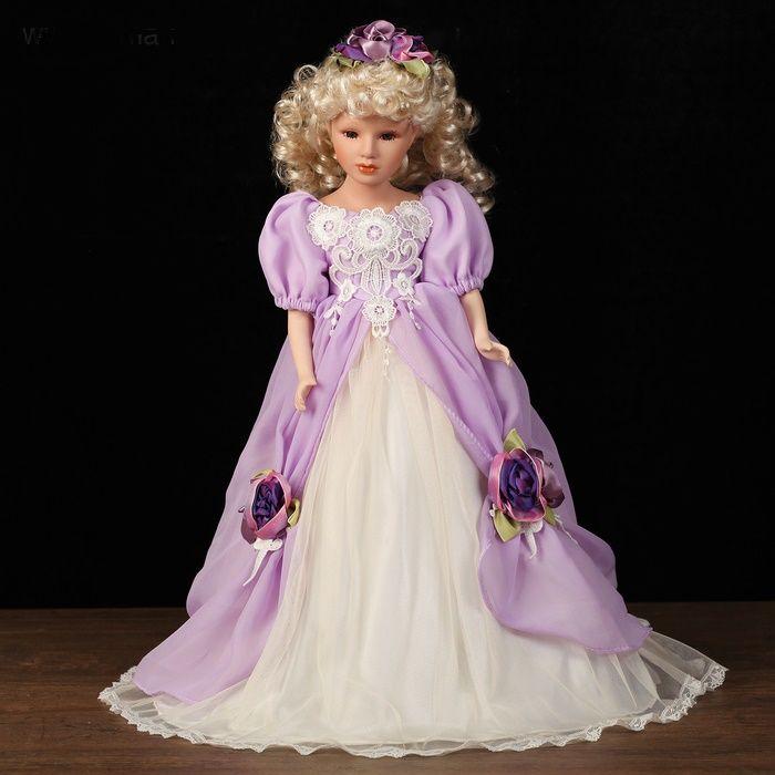 Светильник-кукла Оливия