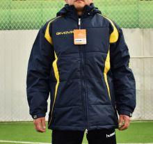 Куртка  GIVOVA утепленная Giubbotto футбольная
