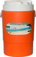 Изотермическая термо-бочка Cool для напитков 3 литра оранжевый